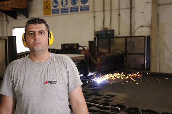 plasma-cut-for-forestry-and-recycling-cranes