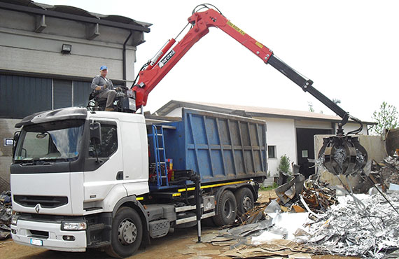 recycling-cane-for-metal-scrap-rs-series