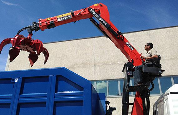 recycling-crane-rt-series